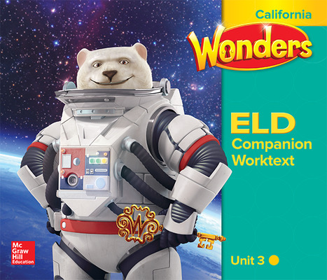 Wonders for English Learners CA G6 U3 Companion Worktext/Emerging