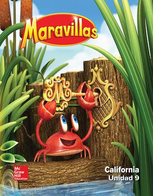 Lectura Maravillas CA |  Reading/Writing Workshop Volume 9 Grade K