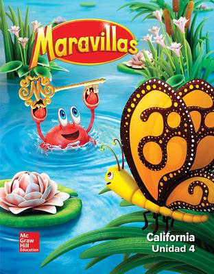 Lectura Maravillas CA |  Reading/Writing Workshop Volume 4 Grade K
