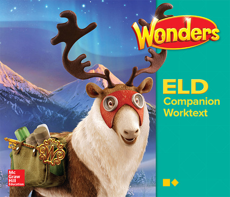 Wonders for English Learners G5 Companion Worktext Intermediate/Advanced