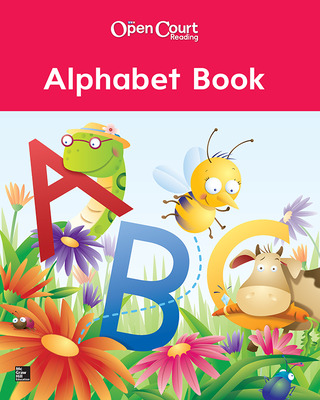 Open Court Reading Alphabet Big Book, Grade K