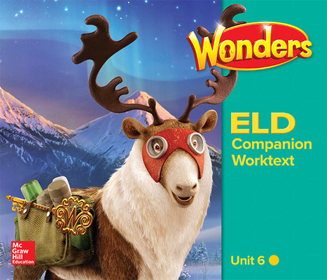 Wonders for English Learners G5 U6 Companion Worktext Beginning