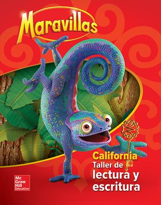 Lectura Maravillas CA |  Reading/Writing Workshop Volume 2 Grade 1