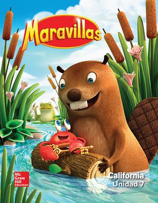 Lectura Maravillas CA |  Reading/Writing Workshop Volume 7 Grade K