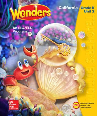 CA Teacher's Edition Grade K Vol. 2