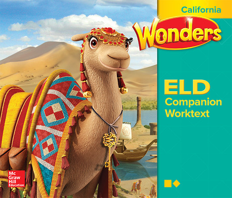 Wonders for English Learners CA G3 Companion Worktext/Expanding/Bridging