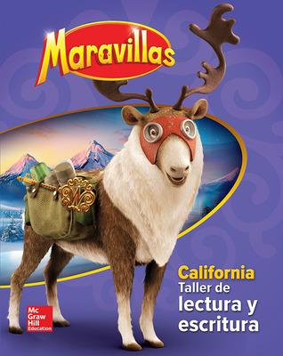 Lectura Maravillas CA   Reading/Writing Workshop Grade 5