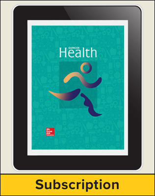 Glencoe Health Online SE without Human Sexuality Module, 5 Year Subscription