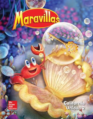 Lectura Maravillas CA |  Reading/Writing Workshop Volume 2 Grade K