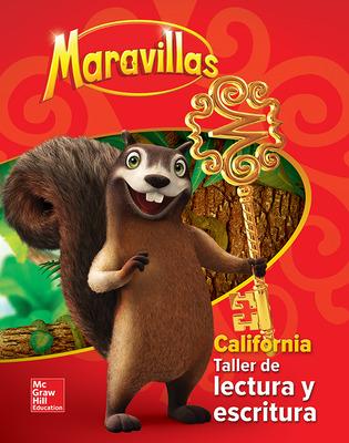 Lectura Maravillas CA |  Reading/Writing Workshop Volume 1 Grade 1