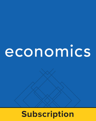 McConnell, Economics © 2015 20e, eBook, 1-year subscription