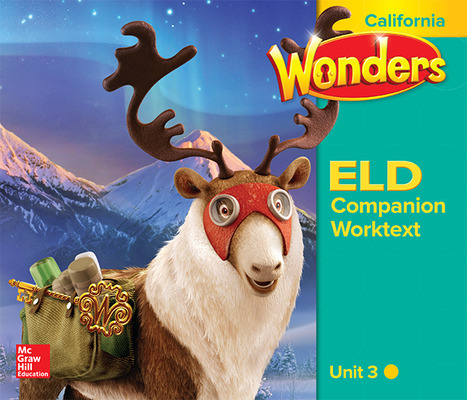 Wonders for English Learners CA G5 U3 Companion Worktext/Emerging