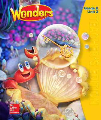 Wonders Teacher's Edition, Volume 2, Grade K