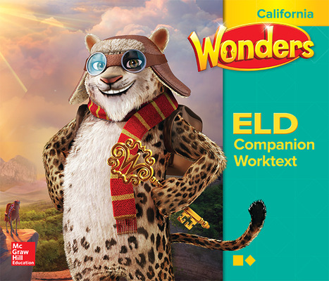Wonders for English Learners CA G4 Companion Worktext/Expanding/Bridging