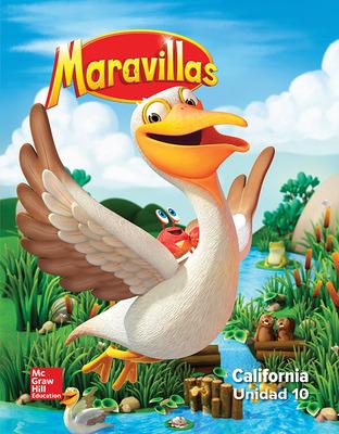 Lectura Maravillas CA |  Reading/Writing Workshop Volume 10 Grade K