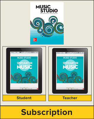 Spotlight on Music, Grade 2 Digital Bundle, 6 Year