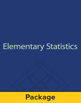 Bluman, Elementary Statistics: A Step by Step Approach, © 2015 9e, Standard Student Bundle, 6-year subscription