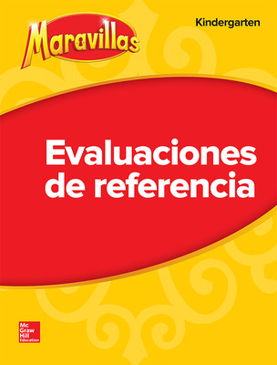 Lectura Maravillas | Benchmark Assessment Grade K