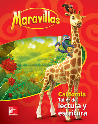Lectura Maravillas CA |  Reading/Writing Workshop Volume 3 Grade 1