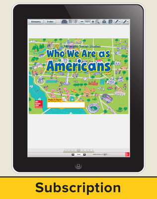 Networks Who We Are as Americans National SE Online 1 year subscription