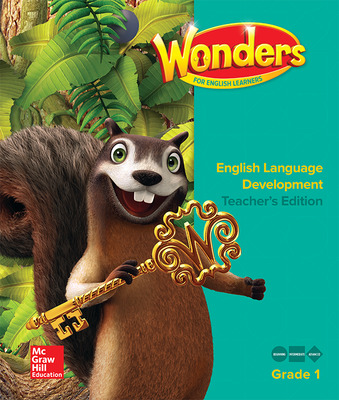 Wonders for English Learners G1 Teacher's Edition
