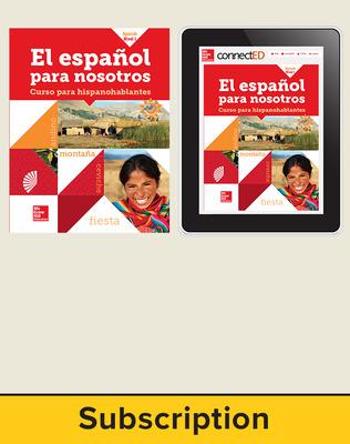 El español para nosotros