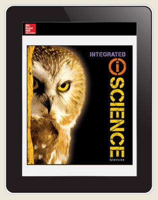 Integrated iScience, Course 3, Grade 8, Embedded Student LearnSmart, 6-year subscription (OKS)