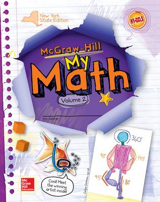 CUS New York My Math Grade 5 Student Edition vol 2 v2