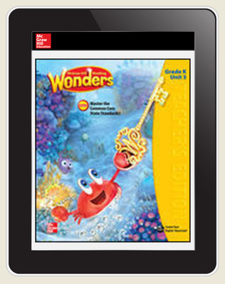 OKS Reading Wonders Adaptive Learning Student Whole Class (30-Seat) 1-Year Subscription
