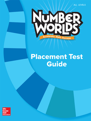 Placement Test Guide, Number Worlds Standards-neutral Version