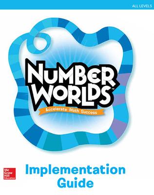 Number Worlds, Implementation Guide, standards-neutral version