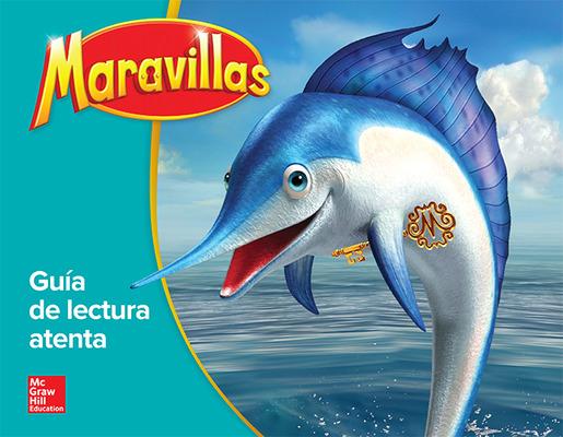 Maravillas Close Reading Companion, Grade 2