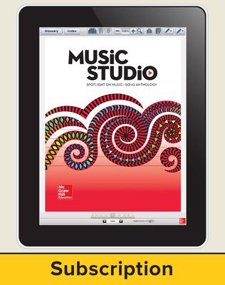 Spotlight on Music, Grade 1 Digital Bundle, 4 Year