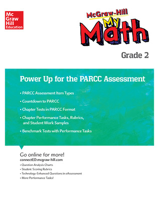 MH My Math, Grade 2, Power Up for  PARCC Assessment