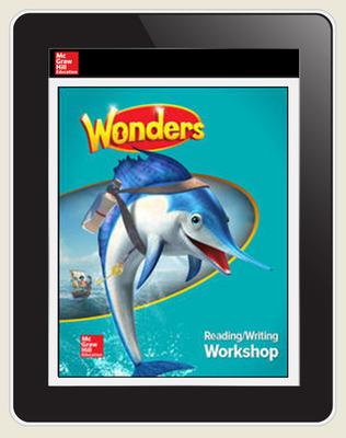 Wonders, Grade 2 Teacher Workspace 8-Year Subscription