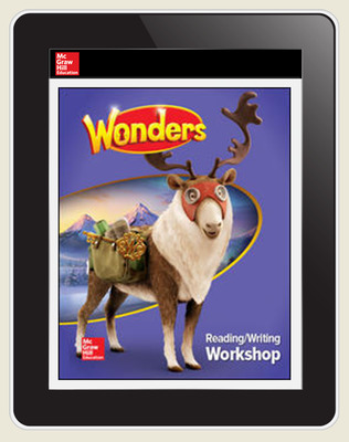 Wonders, Grade 5 Teacher Workspace 8-Year Subscription