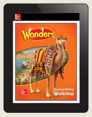 Wonders, Grade 3 Teacher Workspace 8-Year Subscription