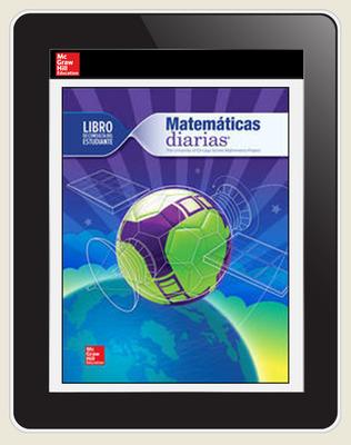 Everyday Math Spanish Digital Student Learning Center, 1 Year Subscription, Grade 6