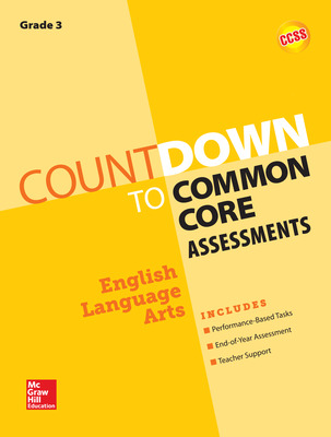 Countdown to Common Core Assessments Grade 3: ELA