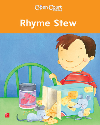 Open Court Reading, Rhyme Stew Big Book, Grade 1