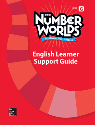 Number Worlds, Level G English Learner Support Guide