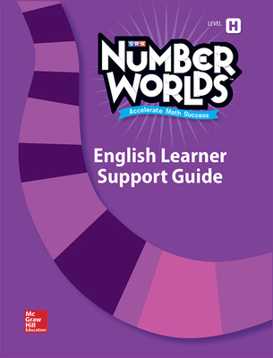 Number Worlds, Level H English Learner Support Guide
