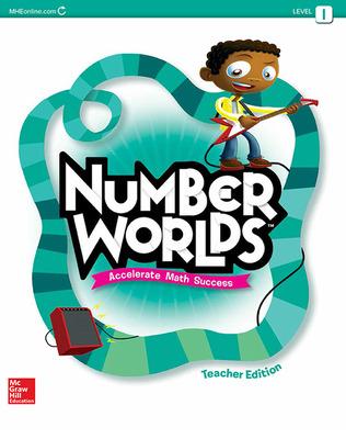 Number Worlds Level I Teacher Edition, standards-neutral version