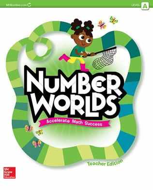 Number Worlds Level A Teacher Edition, standards-neutral version