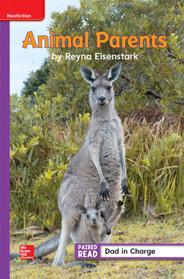 Inspire Science, Grade 1, Leveled Reader, Animal Parents ELL Level