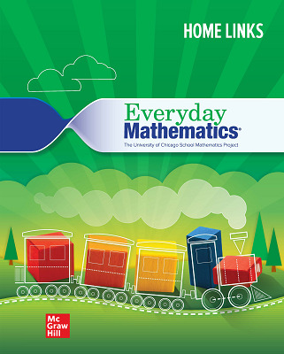 Everyday Mathematics 4, Grade K, Consumable Home Links