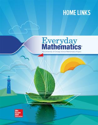 Everyday Mathematics 4, Grade 2, Consumable Home Links
