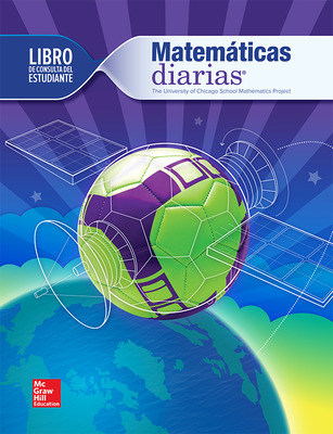 Everyday Mathematics 4th Edition, Grade 6, Spanish Student Reference Book