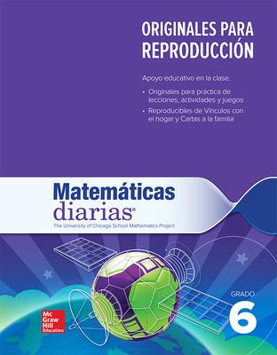 Everyday Mathematics 4th Edition, Grade 6, Spanish Math Masters