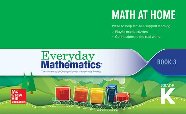 Everyday Mathematics 4, Grade K, Math at Home Book 3